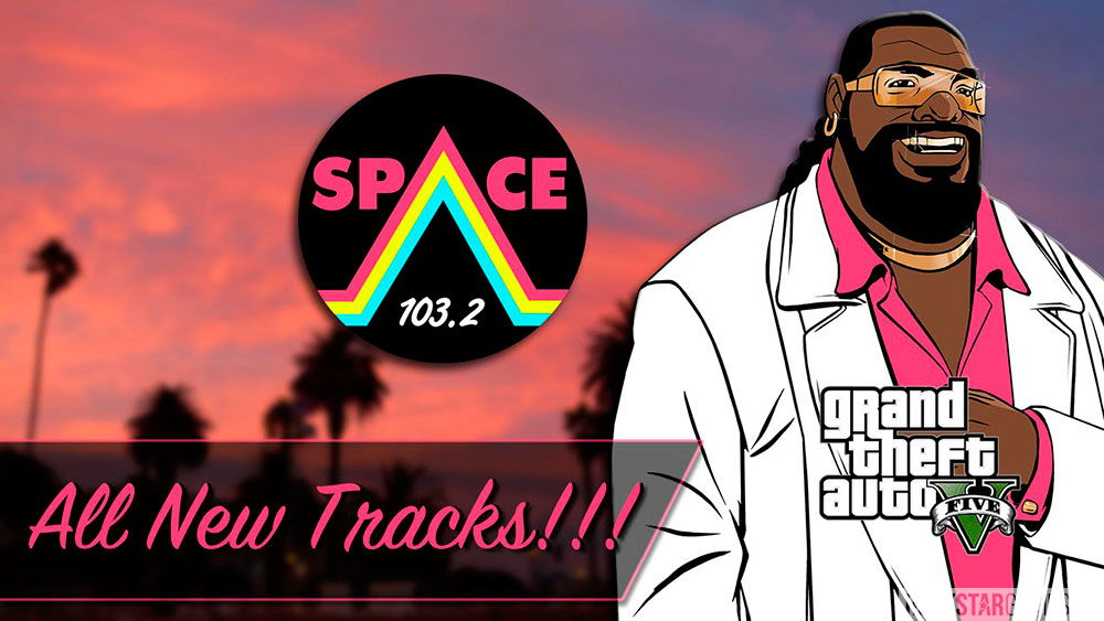 Музыка Space 103.2