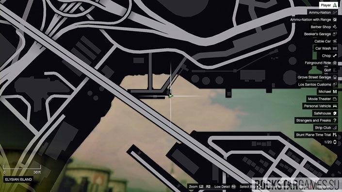 Карта мозаики обезьяны в GTA 5 — изображение 9
