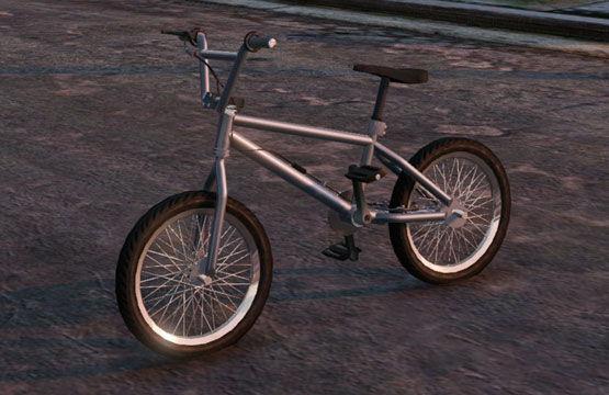 BMX — велосипеды в GTA 5