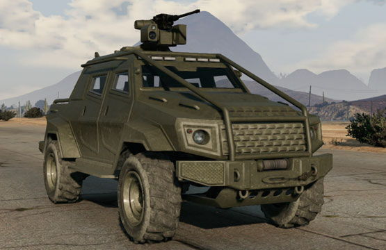 HVY Insurgent Pick-Up