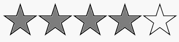 Одна звезда розыска в GTA 5