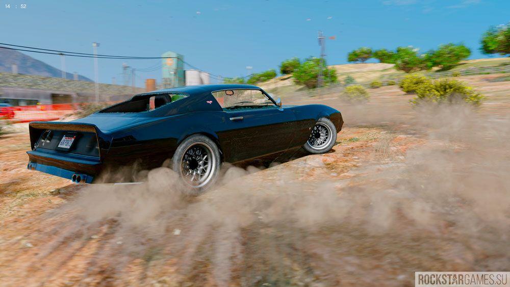 Транспорт в GTA 5 с модом The Pinnacle of V