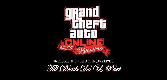 День святого Валентина в GTA Online