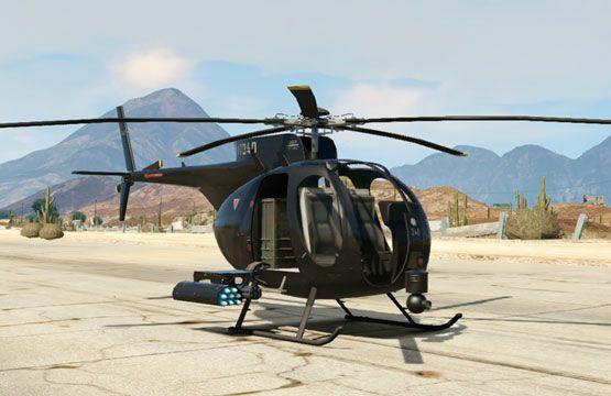 Nagasaki Buzzard Attack Chopper