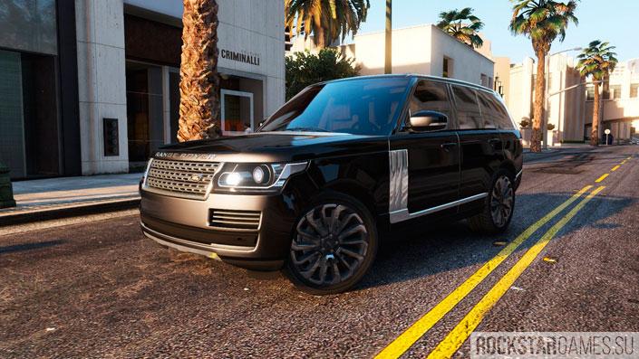 Range Rover Vogue GTA 5