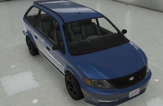 Vapid Minivan