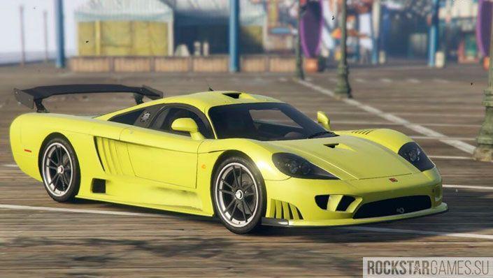 Мод Saleen S7 для GTA 5