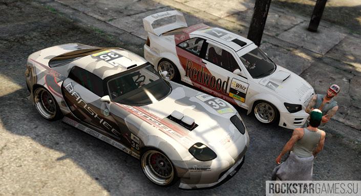 Мод World of Variety GTA 5