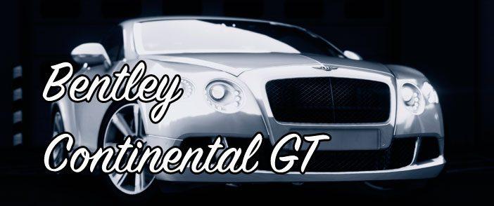 Мод Bentley Continental GT для ГТА 5