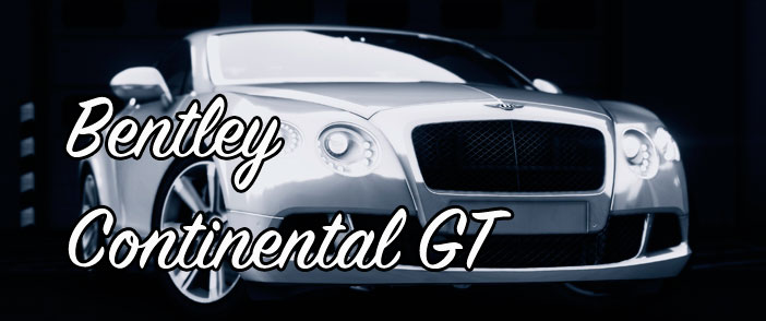 Мод Bentley Continental GT для ГТА 5