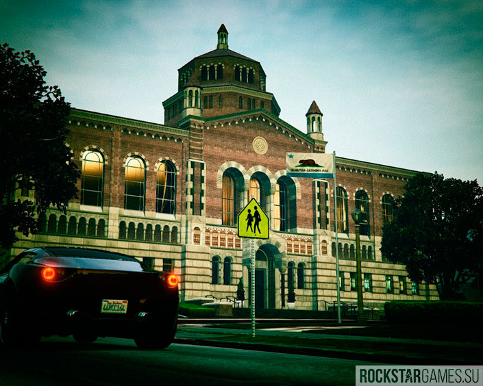Институт в Лос-Сантосе