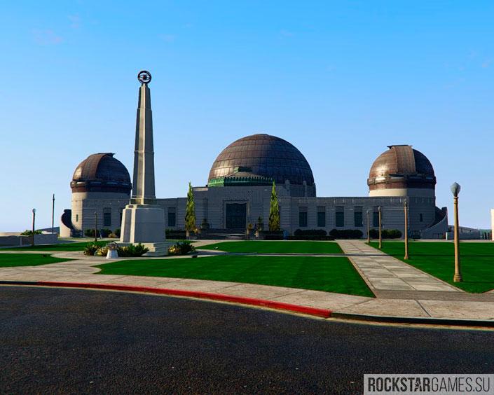 Обсерватория в Лос-Сантосе