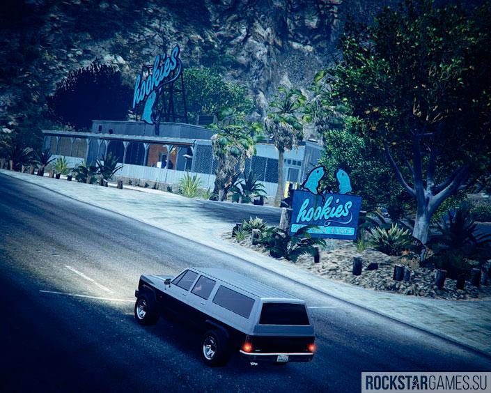 Hookies в Лос-Сантосе