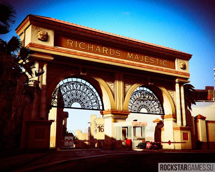 Киностудия в Лос-Сантосе
