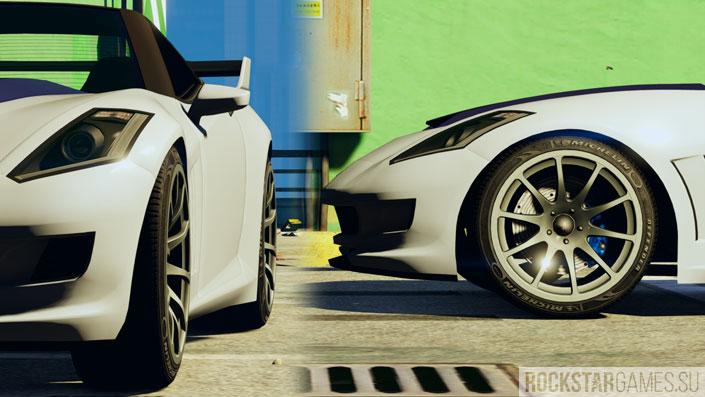 Мод шин для GTA 5