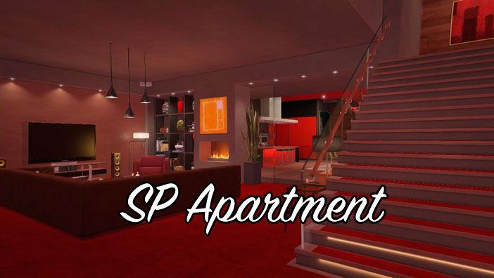 Мод на апартаменты в ГТА 5
