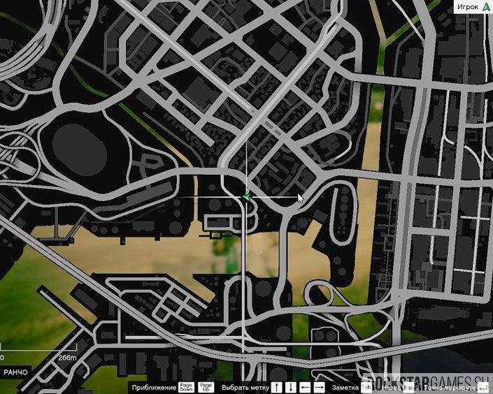 Карта с Docktug