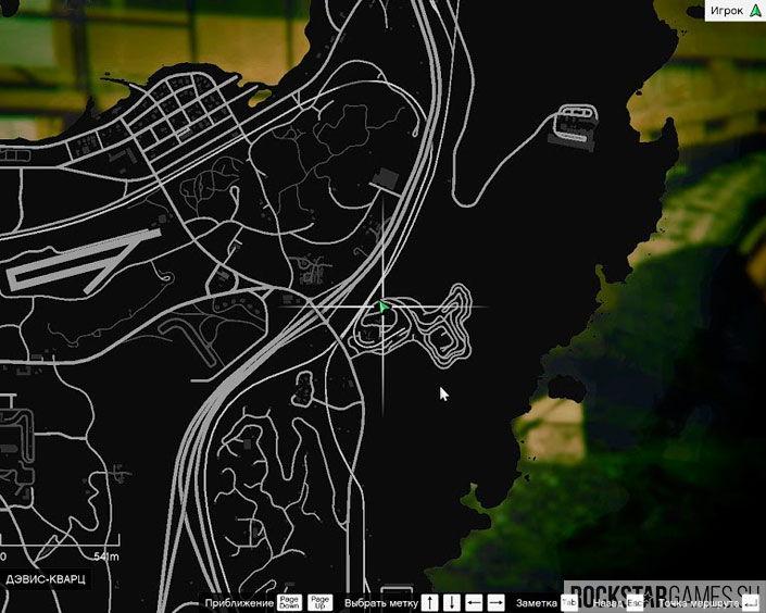 Карта с HVY Dump