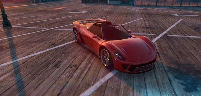 Pfister 811: новый суперкар для гонок в GTA 5 Online