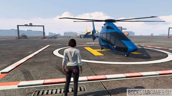 Вертолет Volatus