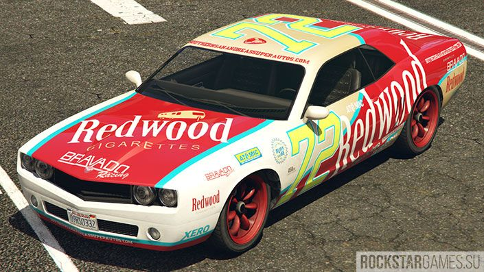 Bravado Redwood Gauntlet