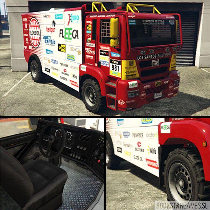 MTL Rally Truck