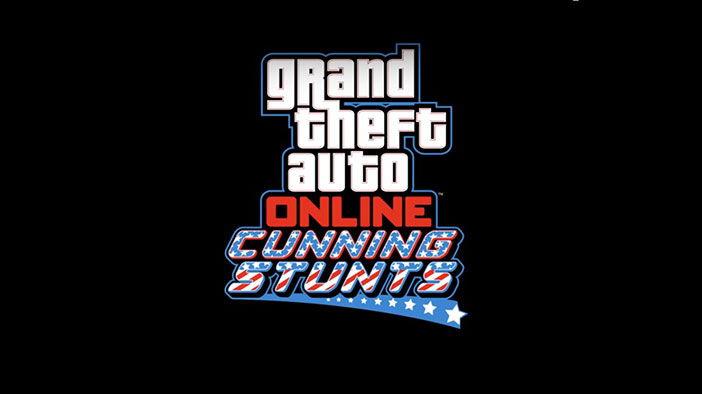 GTA Online: Лихачи и трюкачи (Cunning Stunts)