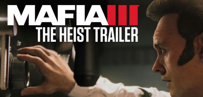 Трейлер Mafia 3 с Gamescom