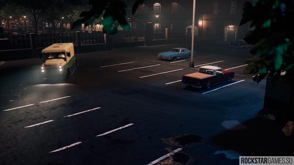 Вышел новый трейлер Mafia 3