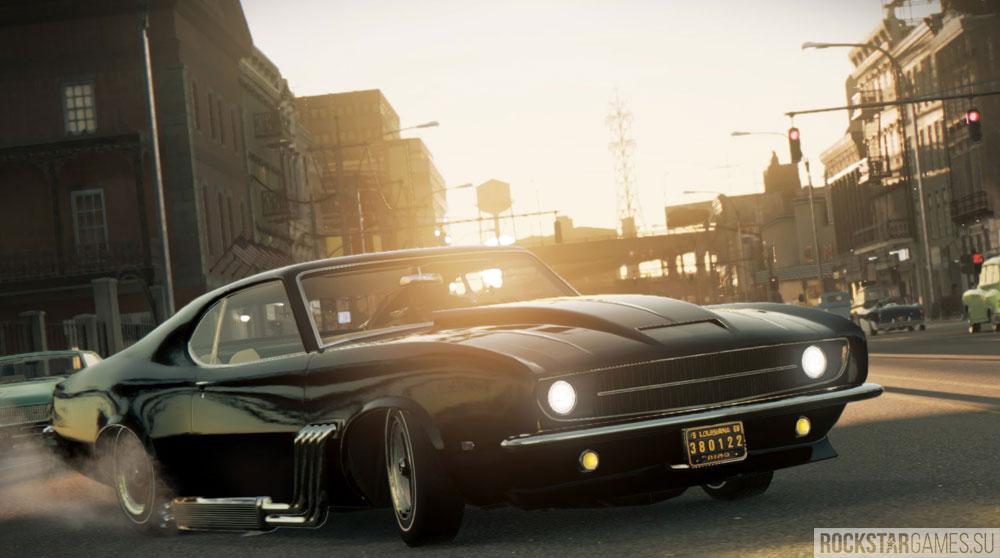 Mafia 3 вождение