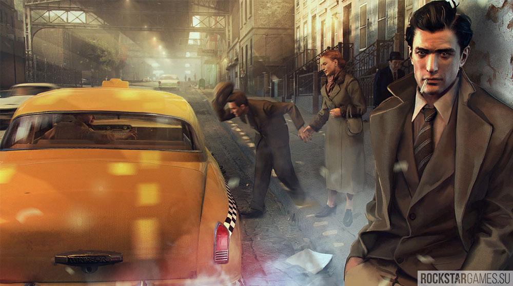 Mafia 2 геймплей