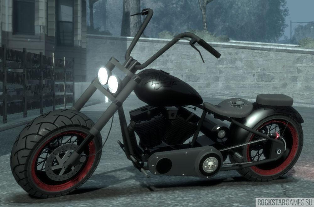 Зомби - новый байк в GTA Online