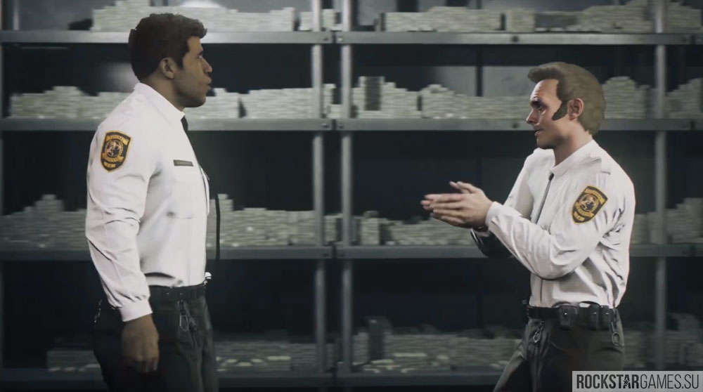 Mafia 3 ограбление