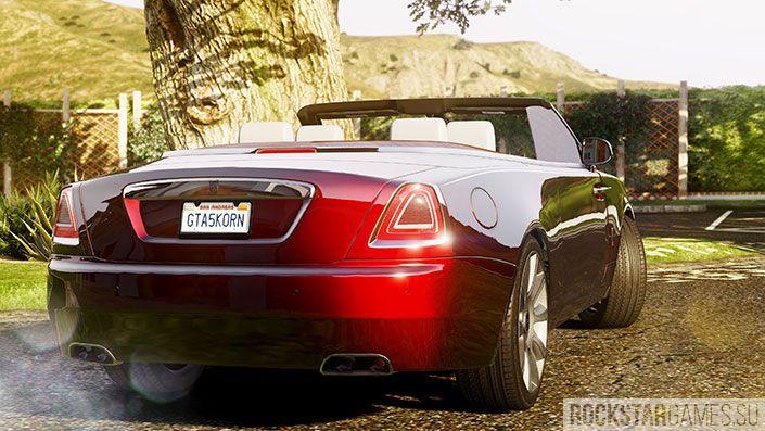 Rolls-Royce Dawn в GTA 5