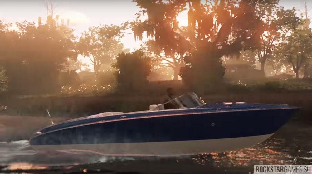 mafia 3 водный транспорт