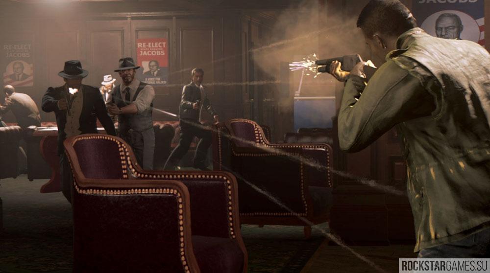 Вариативность в Mafia 3