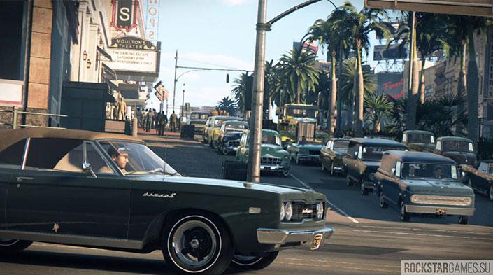 Транспорт в Mafia 3