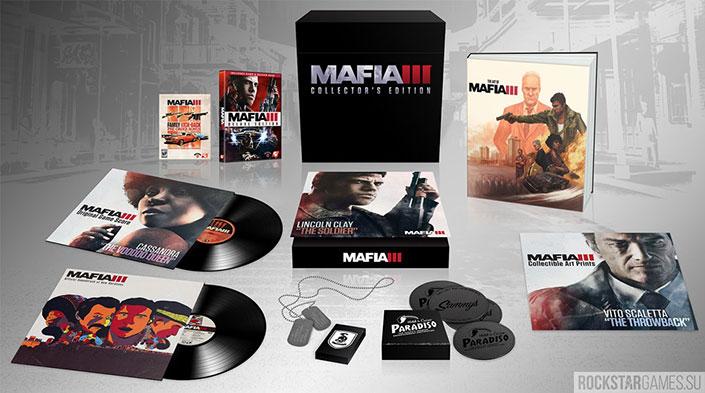 mafia 3 предзаказ