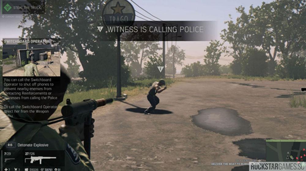 Mafia 3 свидетели