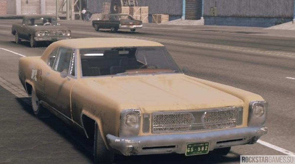 Potomac GT в Mafia 3
