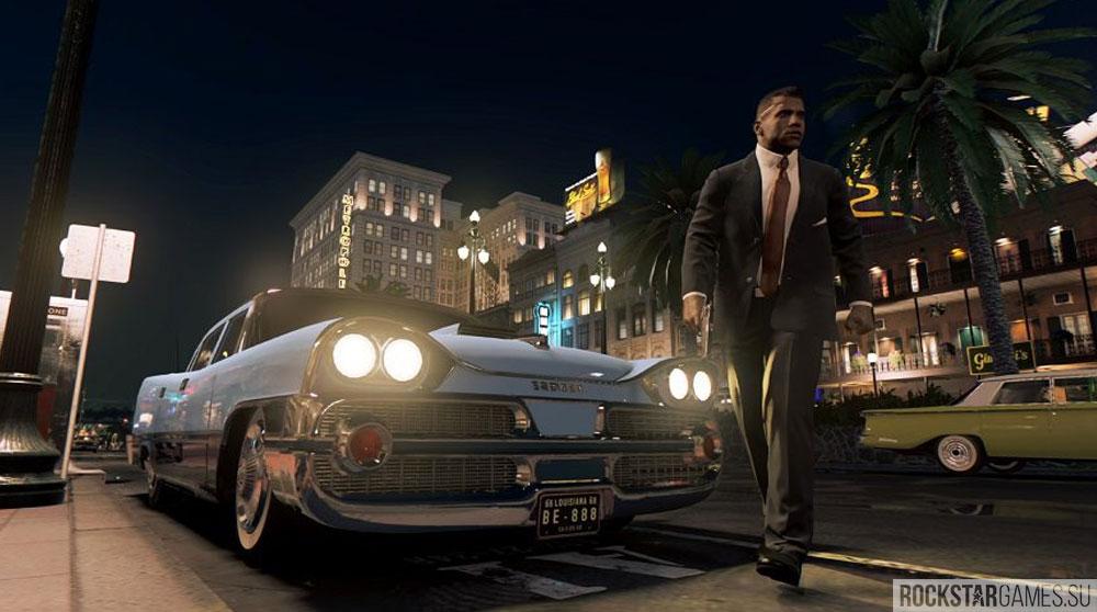 Mafia 3 открытый мир