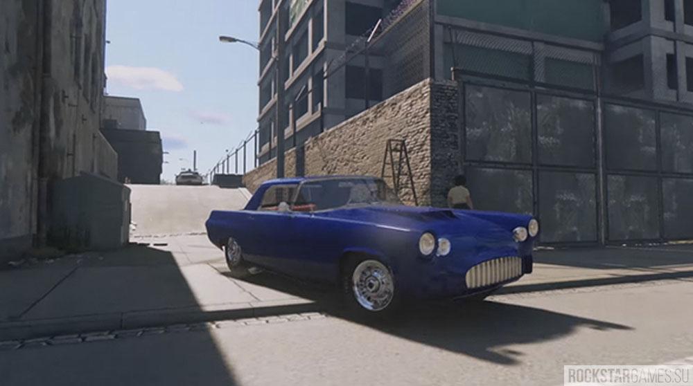 Smith Moray MX100 в Mafia 3