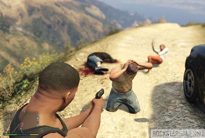 Мод Hostages V для GTA 5