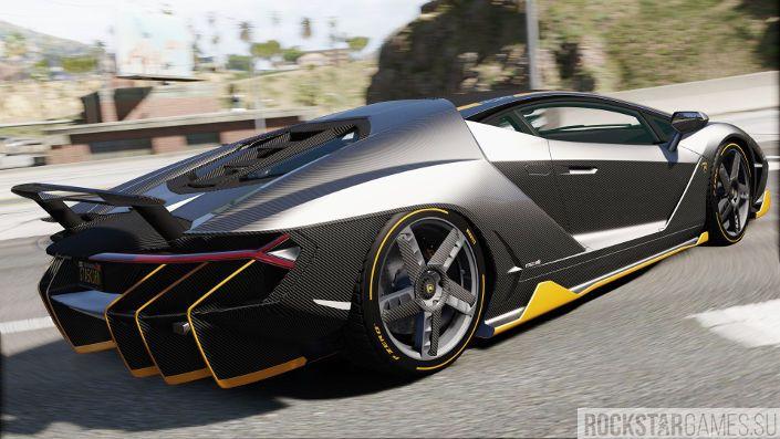Lamborghini Centenario в ГТА 5