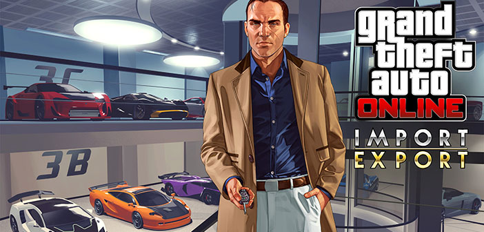 Обновление «Импорт/экспорт» доступно в GTA 5 Online