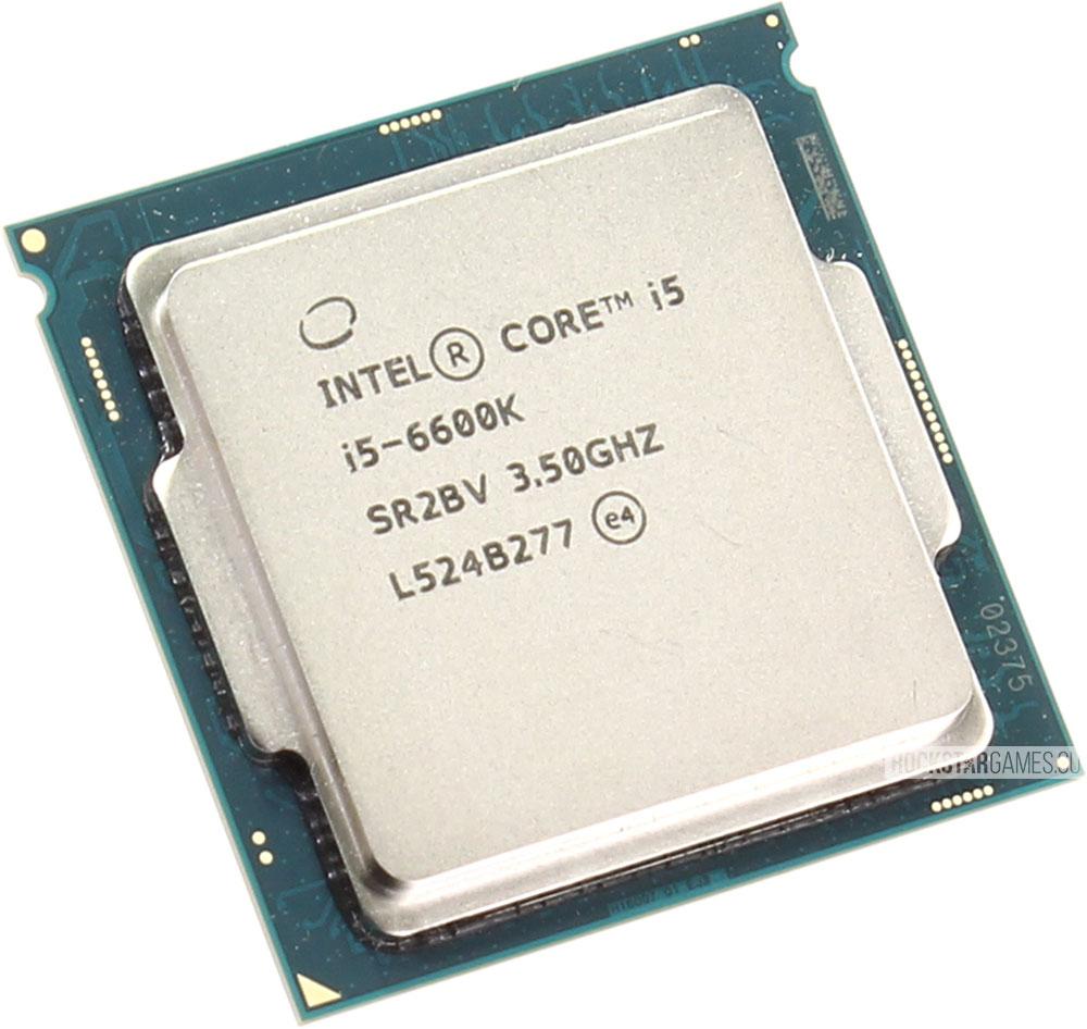 core i5 6600k