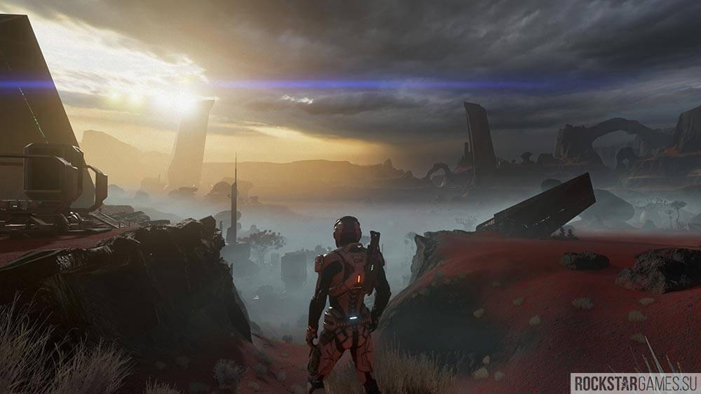 Предзаказ Mass Effect: Andromeda