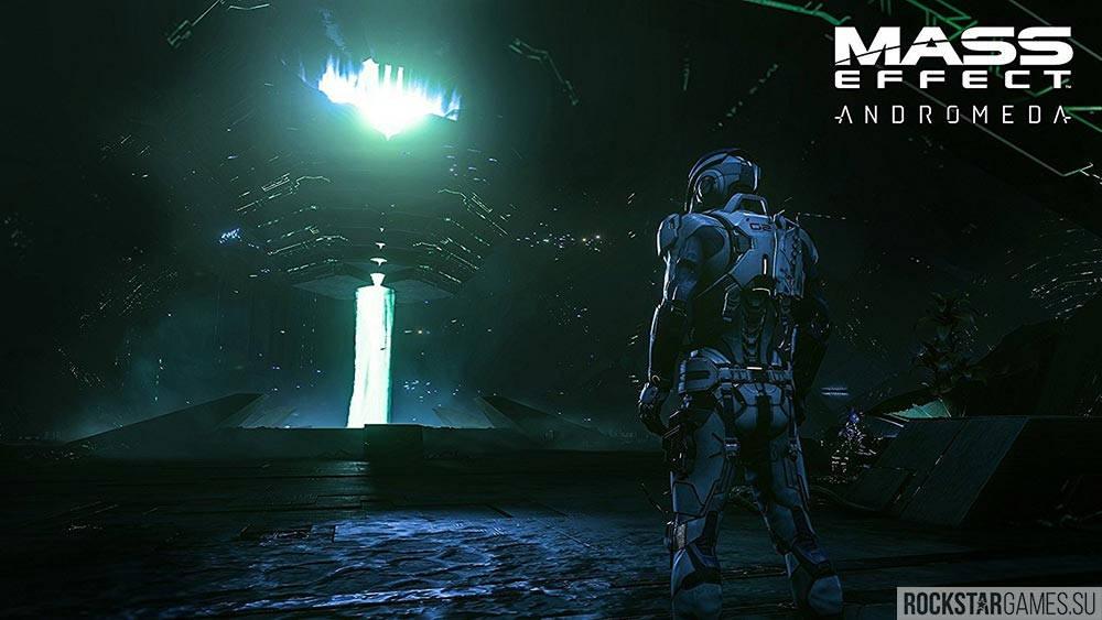 Дата выхода Mass Effect: Andromeda