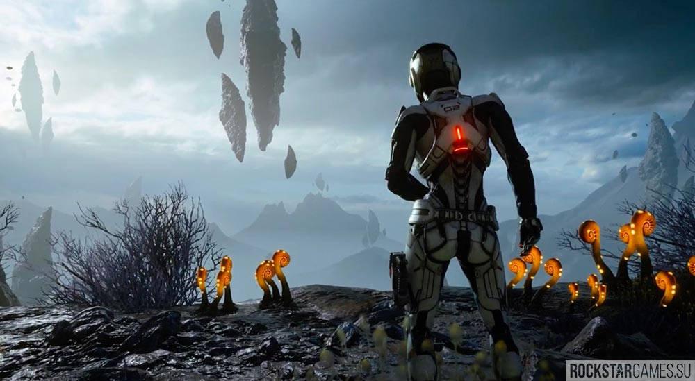 Графика Mass Effect: Andromeda