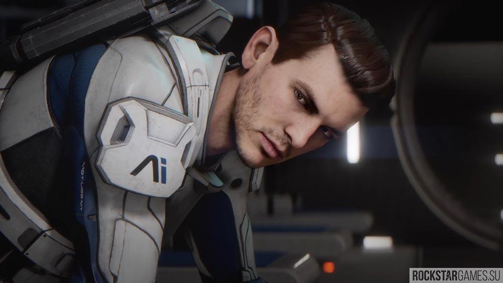 Скот Mass Effect: Andromeda